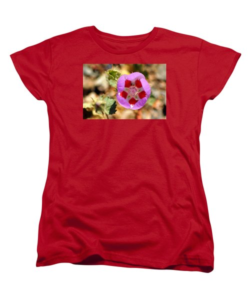 Death Valley Superbloom 504 Women's T-Shirt (Standard Cut) by Daniel Woodrum