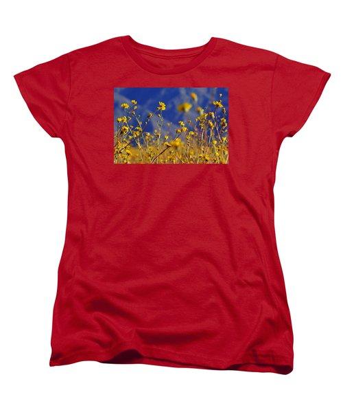 Death Valley Superbloom 505 Women's T-Shirt (Standard Cut)