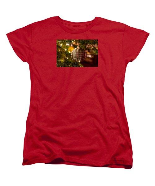 Deck The Halls Women's T-Shirt (Standard Cut) by Derek Dean