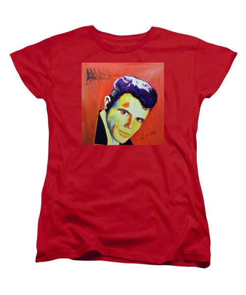 Del Shannon Women's T-Shirt (Standard Fit)