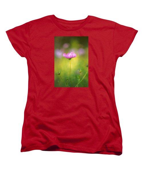 Women's T-Shirt (Standard Cut) featuring the photograph Delicate Beauty by John Rivera