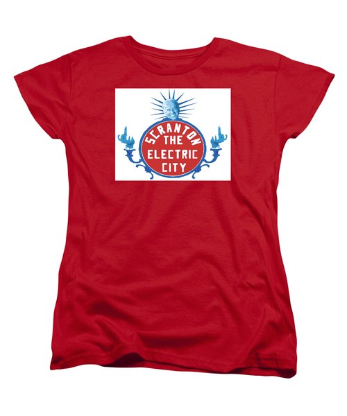 Diamond Joe Women's T-Shirt (Standard Cut) by Michael Coolbaugh