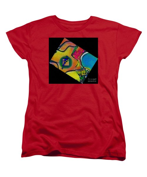 Women's T-Shirt (Standard Cut) featuring the photograph Try...all  And Error by Kathie Chicoine