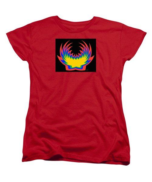 Digital Art 14 Women's T-Shirt (Standard Cut) by Suhas Tavkar