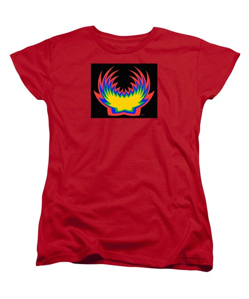 Digital Art 14 Women's T-Shirt (Standard Cut)