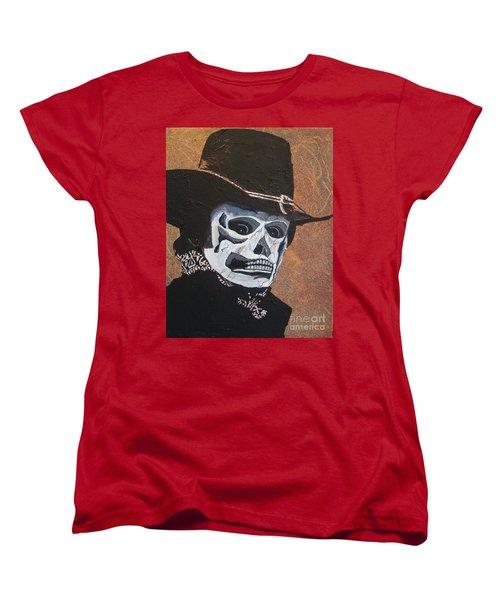 Don't Take Your Cash To Town Women's T-Shirt (Standard Cut)