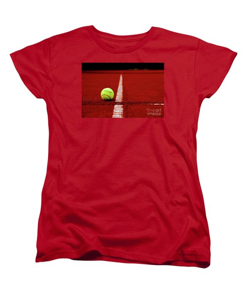 Down And Out Women's T-Shirt (Standard Cut) by Hannes Cmarits