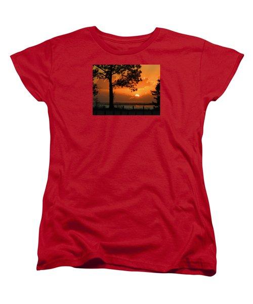 Dream Big Women's T-Shirt (Standard Cut) by Laura Ragland