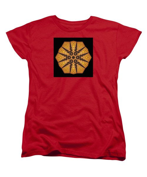 Eb Women's T-Shirt (Standard Cut) by Robert Thalmeier