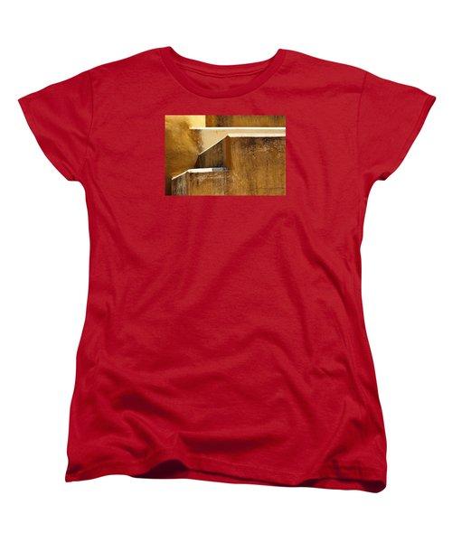 Women's T-Shirt (Standard Cut) featuring the photograph Elevate by Prakash Ghai