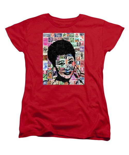 Lady Ella Fitzgerald Women's T-Shirt (Standard Cut)