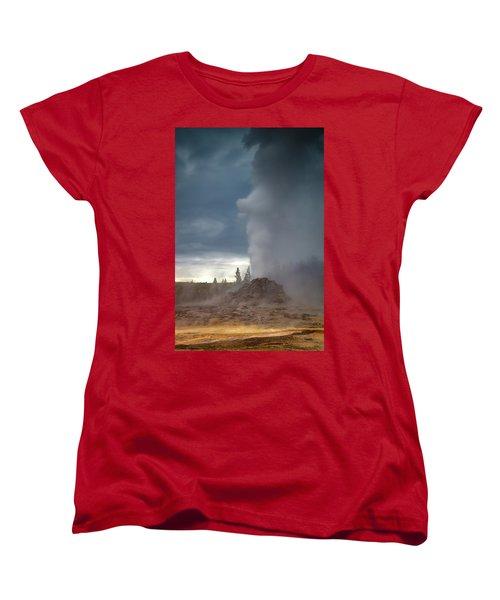 Eruption Women's T-Shirt (Standard Fit)