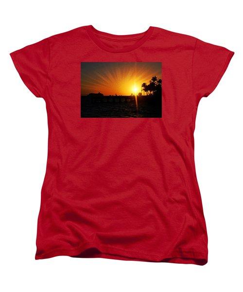 Eventide Women's T-Shirt (Standard Cut) by JAMART Photography