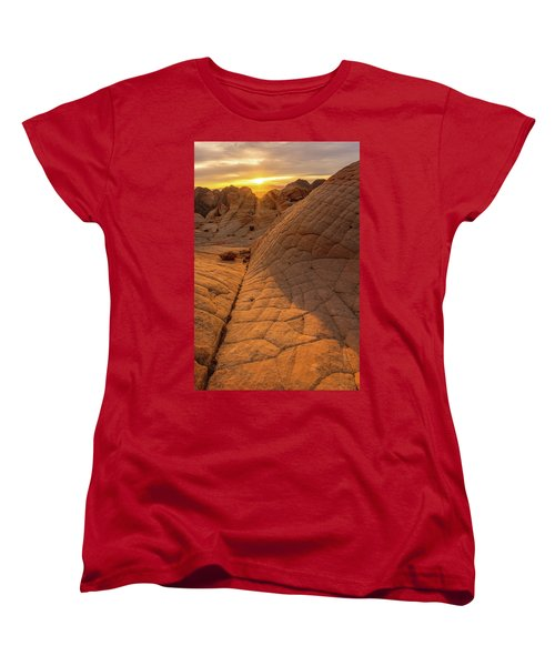 Women's T-Shirt (Standard Cut) featuring the photograph Exploring New Worlds by Dustin LeFevre
