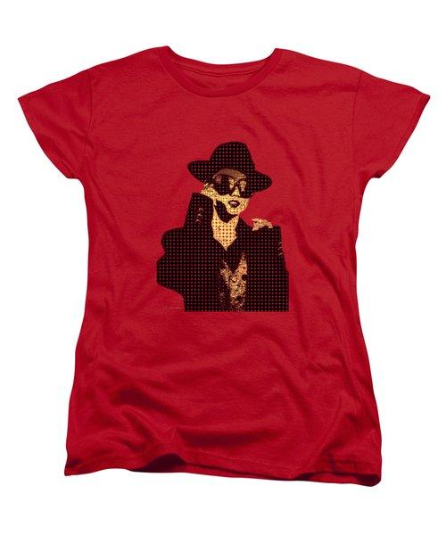Fading Memories - The Golden Days No.1 Women's T-Shirt (Standard Cut) by Serge Averbukh
