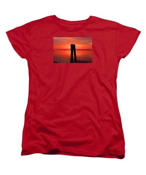 Faith Reunites Us Women's T-Shirt (Standard Cut) by Michiale Schneider