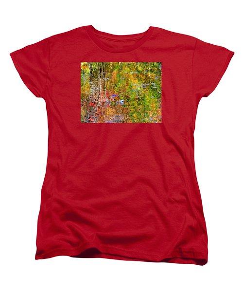 Fall 2016 Women's T-Shirt (Standard Cut) by Elfriede Fulda