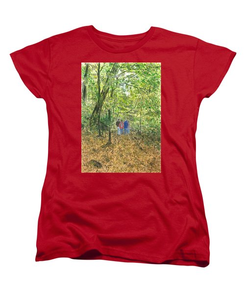 Fall Nymphs - IIi Women's T-Shirt (Standard Cut) by Joel Deutsch