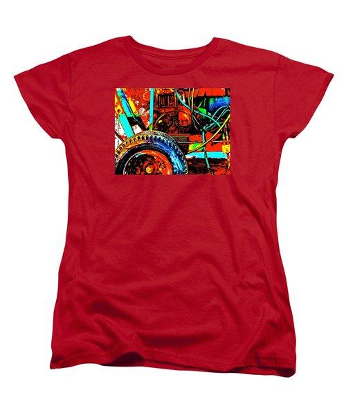 Feb 2016 46 Women's T-Shirt (Standard Cut) by George Ramos