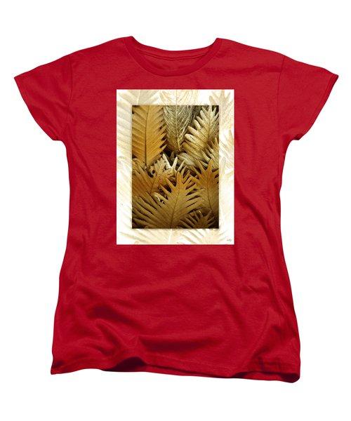 Feeling Nature Women's T-Shirt (Standard Fit)