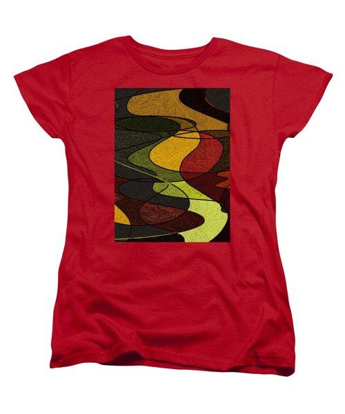 Felt Women's T-Shirt (Standard Cut) by Constance Krejci