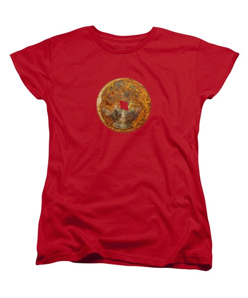 Fine Tooth Sawblade Women's T-Shirt (Standard Fit)