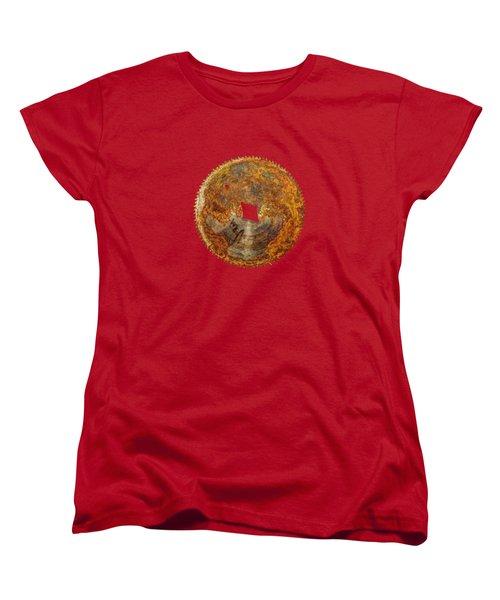 Fine Tooth Sawblade Women's T-Shirt (Standard Fit)