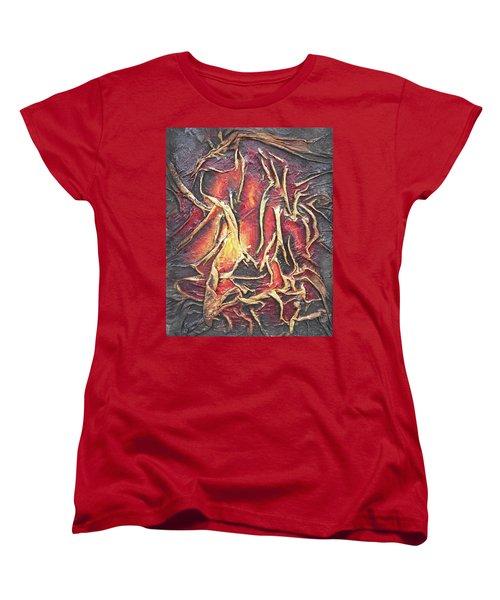 Firelight Women's T-Shirt (Standard Cut)