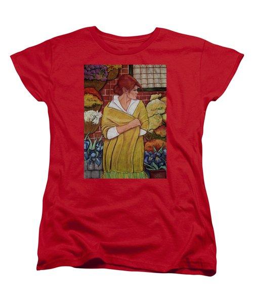Fleurs Du Provance Women's T-Shirt (Standard Cut)