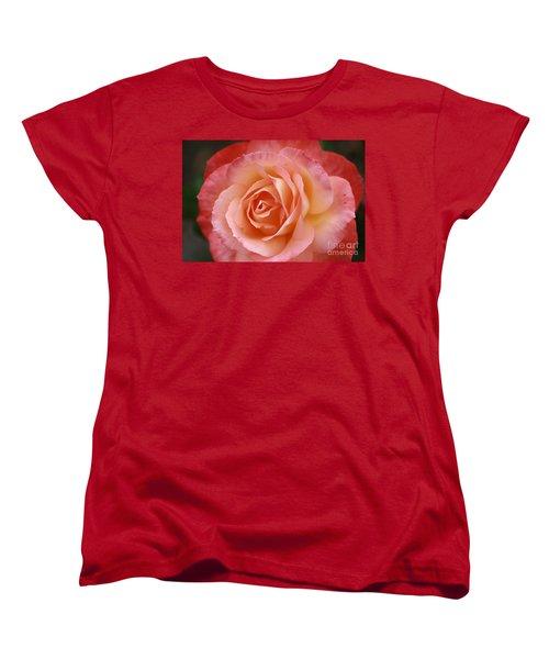 Women's T-Shirt (Standard Cut) featuring the photograph Florange by Stephen Mitchell