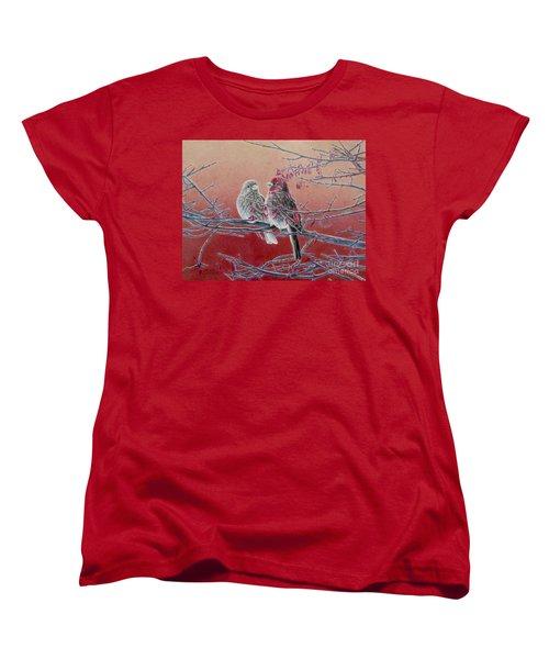 Forever Finch Women's T-Shirt (Standard Cut)
