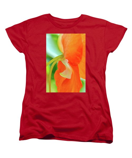 Women's T-Shirt (Standard Cut) featuring the photograph Forget Me Not by Bill Gallagher