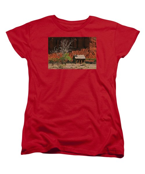 Forgotten - 365-129 Women's T-Shirt (Standard Cut) by Inge Riis McDonald