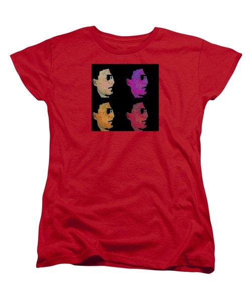 Four Abes Women's T-Shirt (Standard Cut)