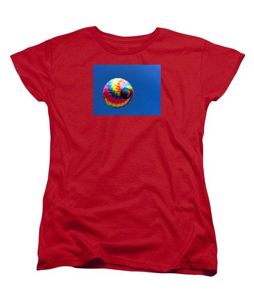 Women's T-Shirt (Standard Cut) featuring the photograph Free by Brenda Pressnall