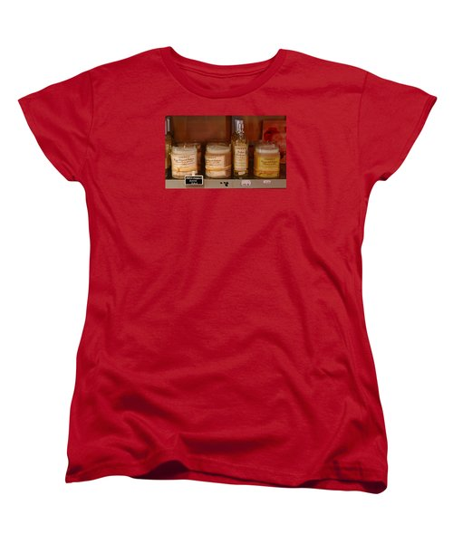 Women's T-Shirt (Standard Cut) featuring the photograph French Scent by Richard Patmore