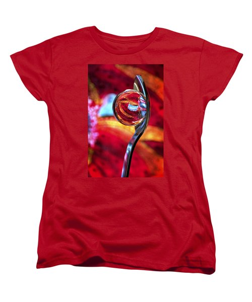Ganesh Spoon Women's T-Shirt (Standard Cut)