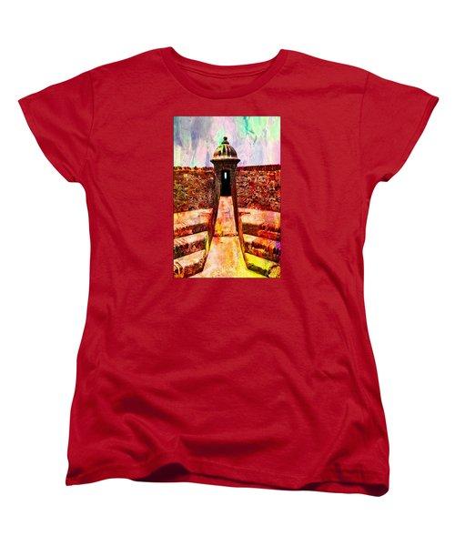 Garita Impresionante Women's T-Shirt (Standard Cut)