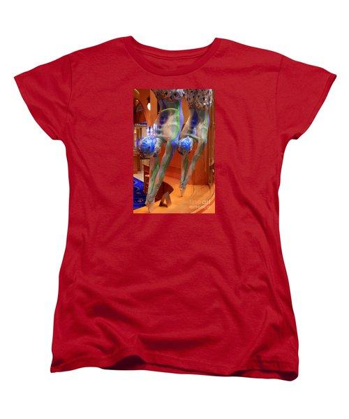 Get Set Go Women's T-Shirt (Standard Cut)