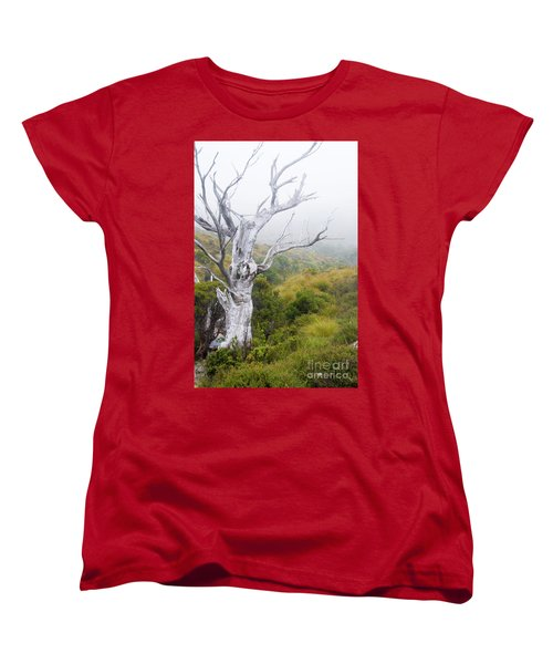 Women's T-Shirt (Standard Cut) featuring the photograph Ghost by Werner Padarin