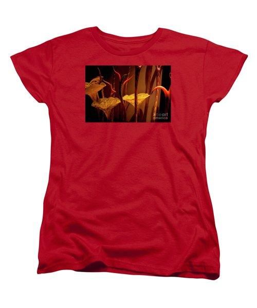 Women's T-Shirt (Standard Cut) featuring the photograph Glass Art by Ivete Basso Photography