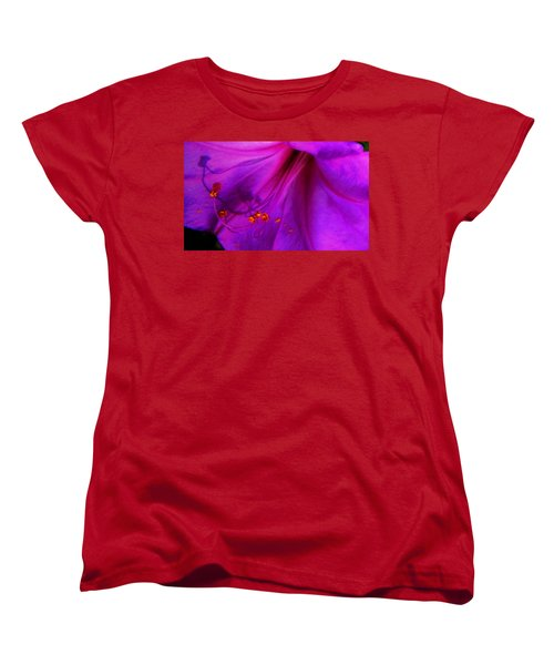 Women's T-Shirt (Standard Cut) featuring the photograph Glory And Hallelujah by Lenore Senior