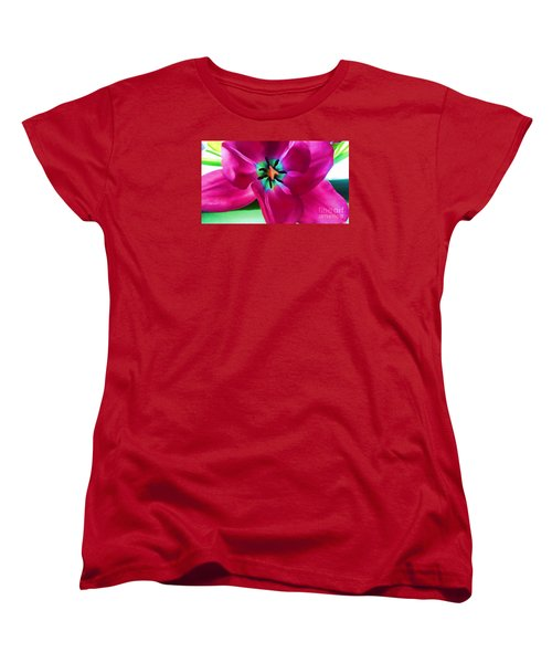 Women's T-Shirt (Standard Cut) featuring the photograph Glory Hallelujah by Roberta Byram