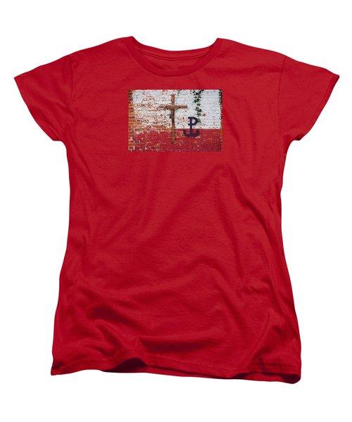 God, Honour, Fatherland Women's T-Shirt (Standard Cut) by Tgchan