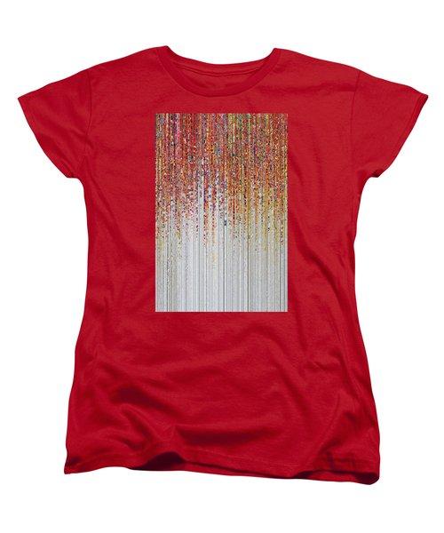 God Will Forgive You. Luke 23 34 Women's T-Shirt (Standard Cut) by Mark Lawrence