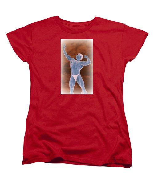 Gods Of Olympus Women's T-Shirt (Standard Cut) by Jake Hartz