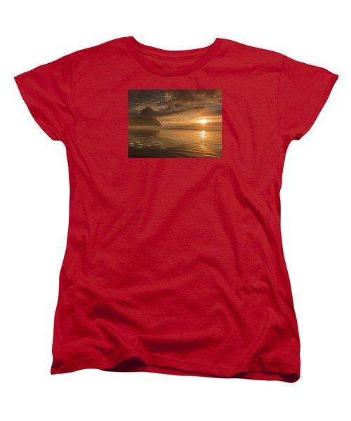 Golden Hour Women's T-Shirt (Standard Cut) by John Gilbert