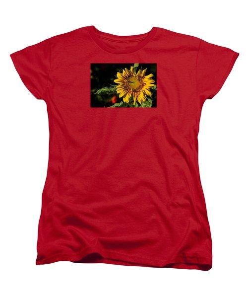 Good Morning Women's T-Shirt (Standard Cut) by Alana Thrower