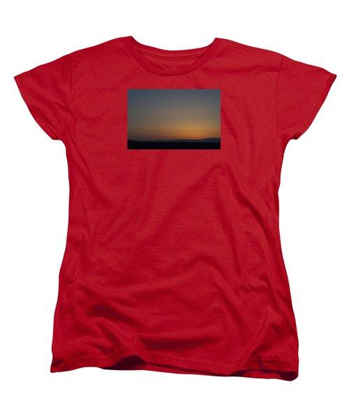 Gradients Women's T-Shirt (Standard Cut) by John Rossman