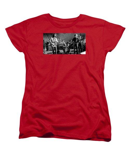 Grateful Dead In Concert - San Francisco 1969 Women's T-Shirt (Standard Cut)